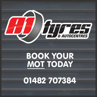 a1 tyre services hull mot
