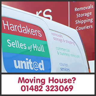 hardakers removals in Hull