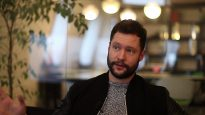Calum Scott talks about his new song - 'You Are The Reason'